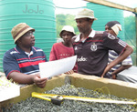 KG training Venda group on plant spacingsCropped